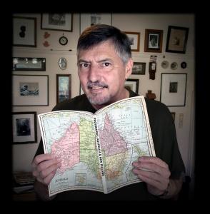 Dr Doug Spowart portrait