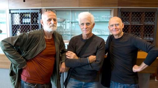 Luit Bieringa, Bruce Foster + Bruce Connew